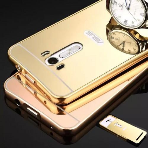 Cover custodia case telaio alluminio acrilico fashion per Asus Zenfone 5 A501CG
