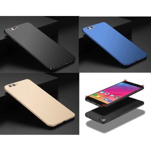 Cover custodia in plastica antiurto per Asus Zenfone Max M1 Plus Pro 5 5Z lite