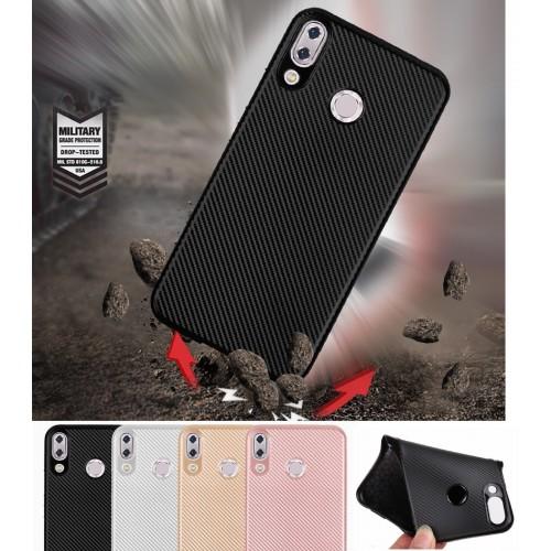Cover custodia silicon antiurto traspirant per Asus Zenfone 5 5Z ZS620KL ZE620KL