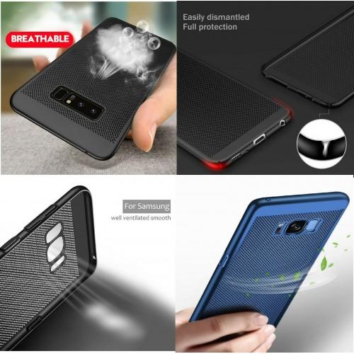 Custodia Cover PT traspirante antiurto parawebcam per Samsung S10 S10E S10 Plus