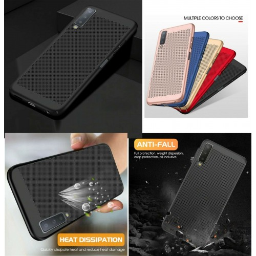 Custodia Cover PT traspirante per Samsung Galaxy A10 A20E A30 A40 A50 A60 A70