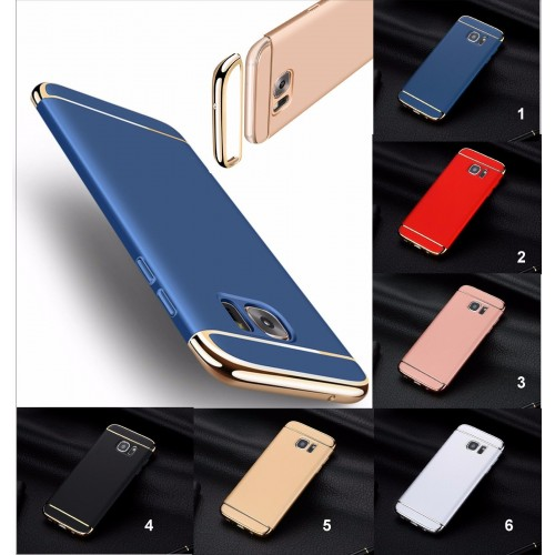 Custodia Cover case componibile Samsung Galaxy S6 S7 S8 J3 J7 A3 A5 A7 2016 2017
