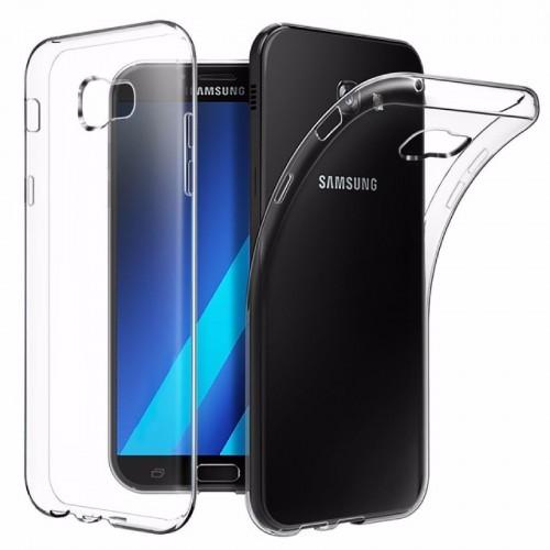 Custodia Cover case in silicone per Samsung Galaxy J3 J5 J7 A3 A5 A7 2016 2017