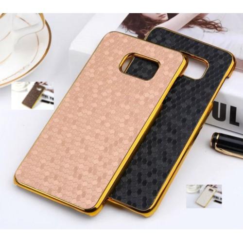 Custodia Cover case plastic & fibra di carbonio per Samsung Galaxy S7 G930 G9300