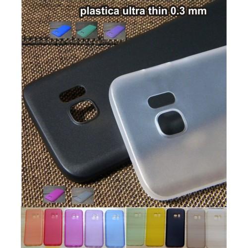 Custodia Cover case plastica ultra THIN 0.3mm sottile per Samsung Galaxy S7 G930