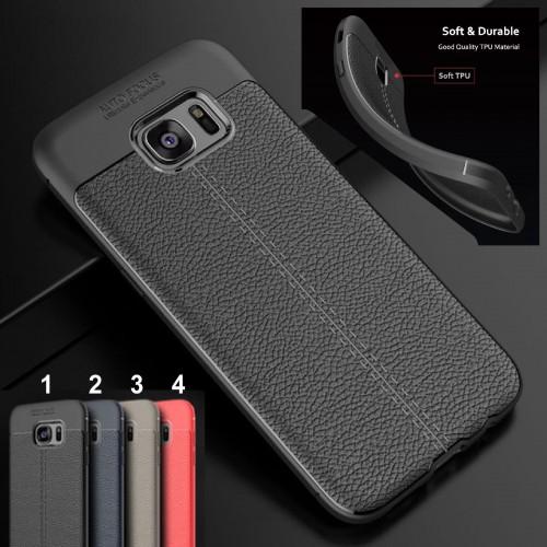 Custodia Cover case silicone per Samsung Galaxy A3 A5 A6 A7 A8 plus 2018 '17 '16