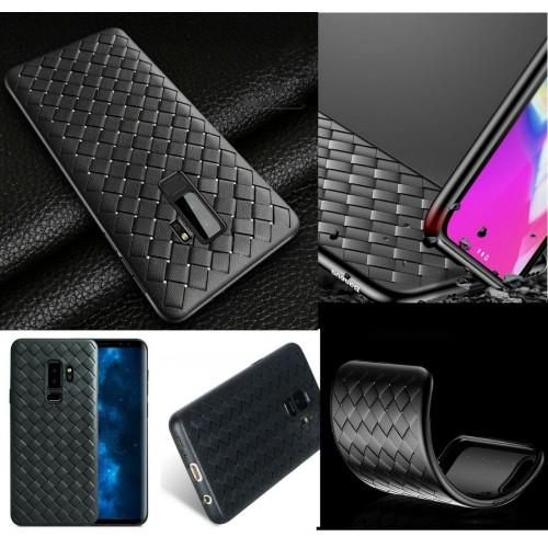 Custodia Cover in silicone antiurto a fascia per Samsung Galaxy A10 A30 A50 A70