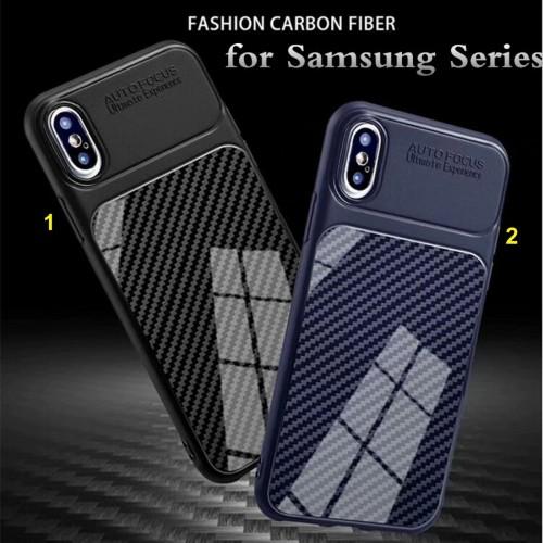Custodia Cover in silicone per Samsung Galaxy S6 S7 S8 S9 A3 A5 A6 A7 A8 A9 star