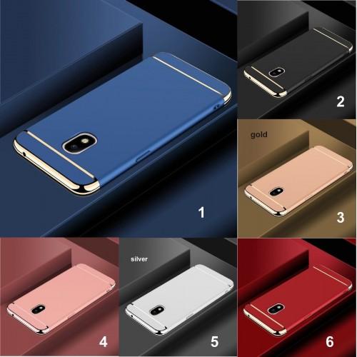 Custodia Cover plastic luxury per Samsung Galaxy J2 J3 J5 J6 J7 J8 2016' 17' 18