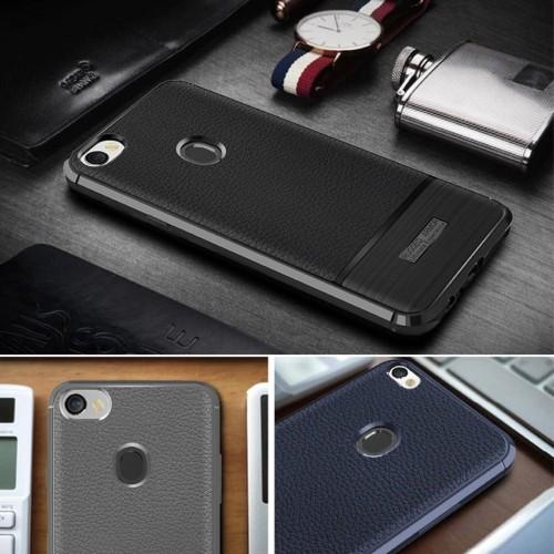 Custodia Cover silicone antiurto in fibra per HTC U11 eyes U12 life 10 Desire X2