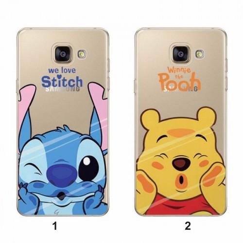 Custodia Cover stitch per Samsung S3 S4 S5 S6 S7 S8 S9 note A3 A5 A7 A8 J3 J5 J7