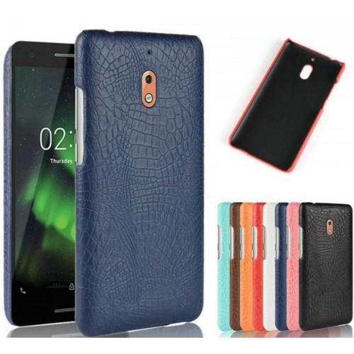 Custodia cover case per Nokia 1 2 3 5 6 7 8 9 X5 X6 antiurto rigida cuoio 2018