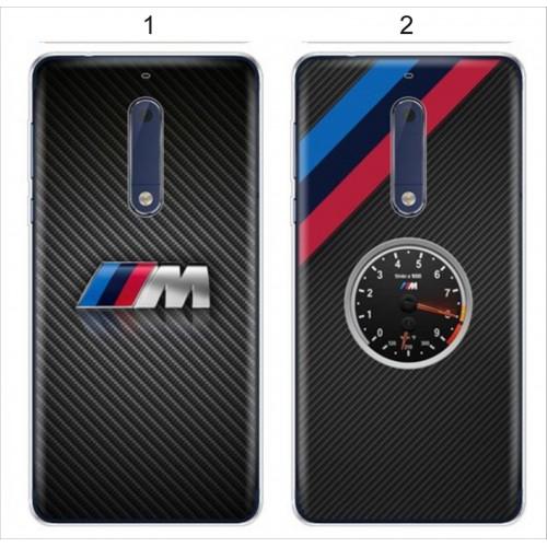 Custodia cover case per Nokia 2 3 5 6 7 8 9 2018 macchine da corsa sport racing