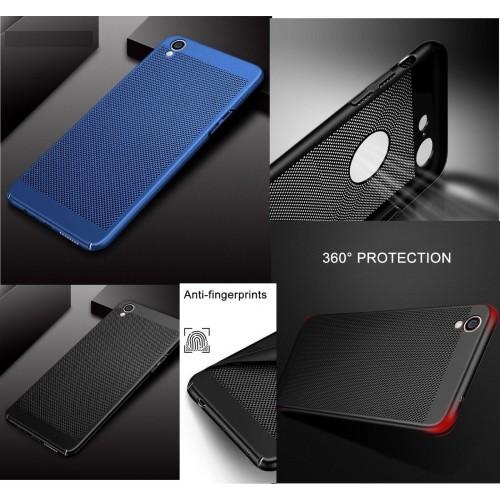 Custodia cover in plastica antiurto antiscivolo per sony Xperia XZ Premium  XZS