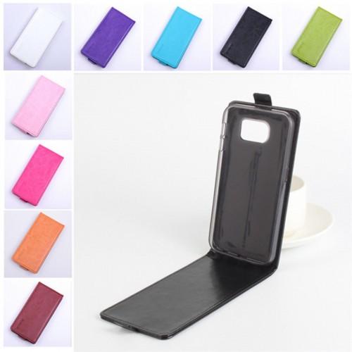 Custodia flip Cover case pelle magnetica a portafogli per Samsung Galaxy S7 G930