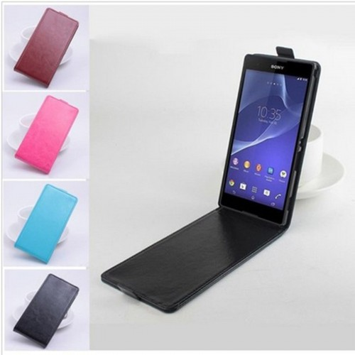 Custodia flip Cover case pelle magnetica  per Samsung Galaxy S7 Edge + pellicola