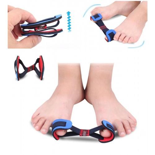 Fascia elastica Resistente esercizi per correzione delle ossa del piede Fitness