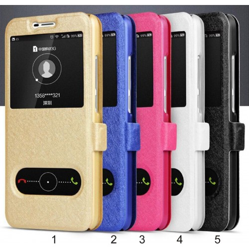 Flip COVER CUSTODIA CASE windows magnetica per HUAWEI Mate S 7 8 9 10 lite Pro