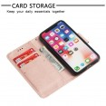 Flip COVER Custodia case magnetica elegante pelle per apple iphone X XR XS Max
