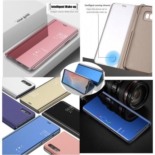 Flip COVER specchio Smart Wake Up intelligente per HUAWEI Honor 8C 7A 7C 8 9 10