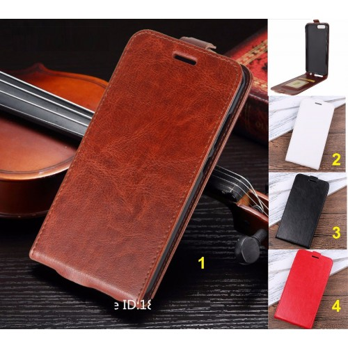 Flip Cover custodia Case in pelle clip magnetico per Asus Zenfone 4 ZE554KL