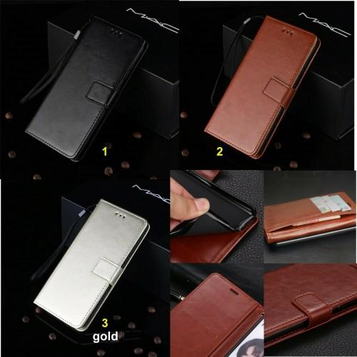 Flip Cover custodia magnetica in cuoio per Asus Zenfone 6 ZS630KL Max Pro M1 M2