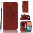 Flip Cover custodia magnetica pelle per Asus Zenfone 5 5Z lite Max Plus Pro M1