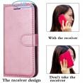 Flip Cover custodia magnetica slotcard pelle per Samsung Galaxy note 3 4 5 8 9