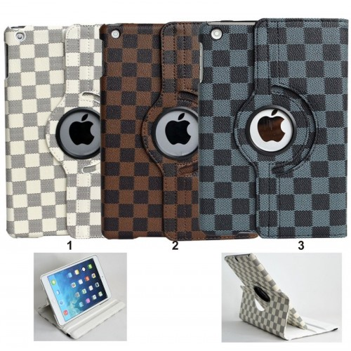 Flip Cover pelle magnetica sleep/wake intelligente per Apple IPad 2 3 4 & mini