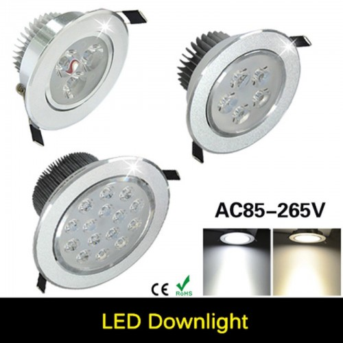 lampadine lampade led incasso soffitto faretti ac85 265v