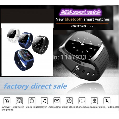 Orologio Sports Bracciale Smart Watch Bracelet Bluetooth per Android IOS iPhone