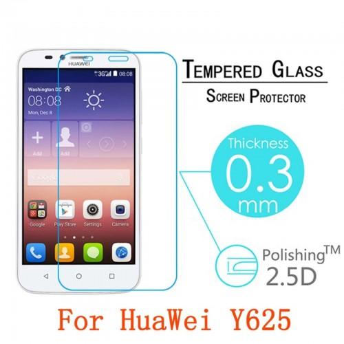 PELLICOLA proteggi VETRO TEMPERATO tempered glass per HUAWEI y625 9H 2.5D 0.3MM