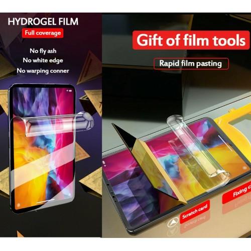 Pellicola HD in Hydrogel morbida per Apple Ipad 2 3 4 mini Air 1 Pro 10.2 10.5