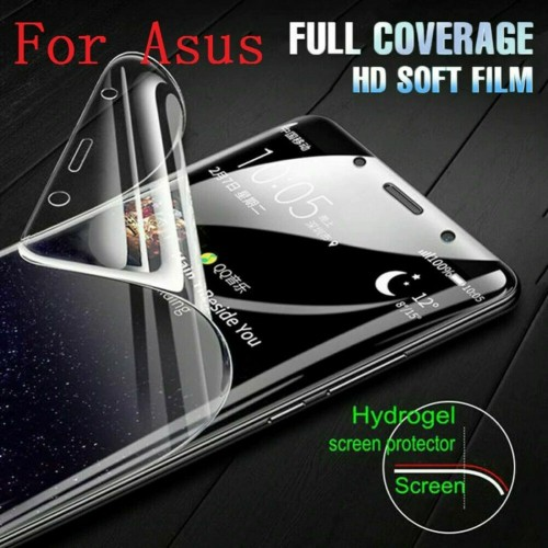 Pellicola display hydrogel copertura 100% per Asus Zenfone 5 6 7 Pro Max M1 M2