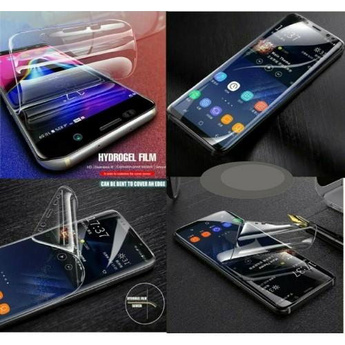 Pellicola hydrogel  HD lati curvi per Samsung S7Edge S8 S9 S10e Plus S20 FE