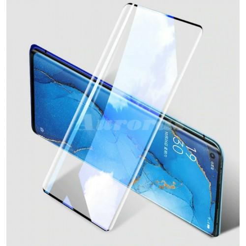Pellicola in vetro temperato curva ai lati 0.3mm per Oppo Find X X2 Pro Lite Neo