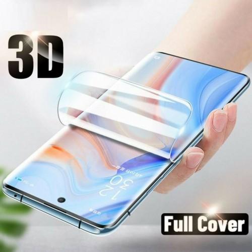 Pellicola morbida hydrogel curva ai lati 0.3mm per Oppo Find X X2 Pro Lite Neo