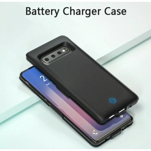 cover con batteria 7000 mah powerbank per Samsung S10 Plus S10e caricabatteria
