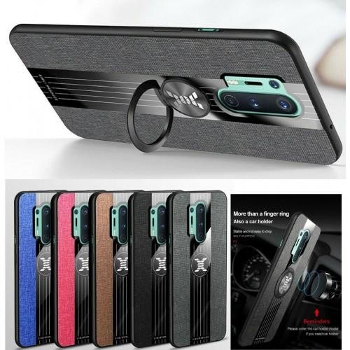 cover magnetica fashion sport in silicone antiurto per OnePlus 6 6T 7T 7 8 Pro