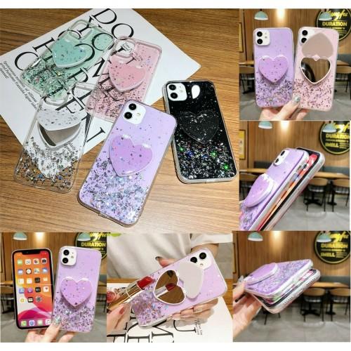 cover silicone strass Samsung A10 A20 A40 A50 A70 A80 A90 A31 A51 A71 A81 A91