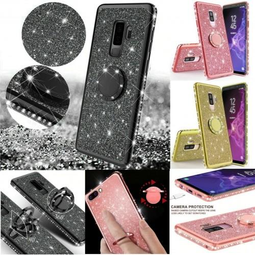 cover silicone strass diamanti Samsung A10 A20 A40 A50 A70 A80 A90 A31 A51 A71