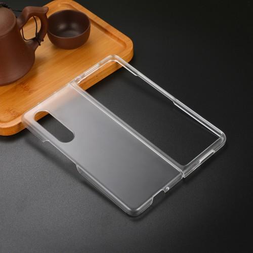 custodia cover antiurto plastica ultra resistente per Samsung Z Fold 3 5G Fold 2