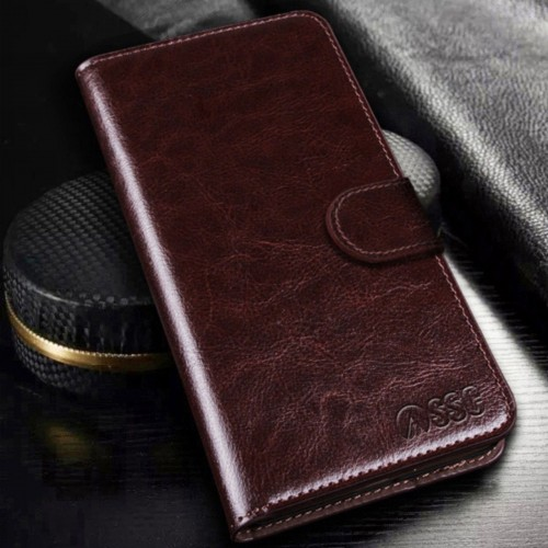 flip Cover custodia CASE IN PELLE magnetica Fashion