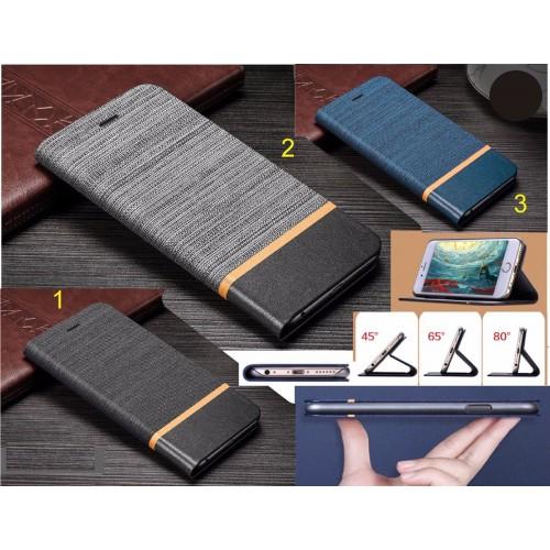 flip Cover custodia Case TPU/cuoio slot card per Asus Zenfone 4 Max selfie pro
