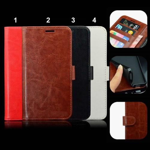 flip Cover custodia Case a libro in pelle per Asus Zenfone 4 selfie PRO ZD552KL