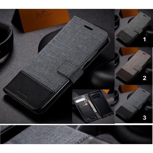 flip Cover custodia Case magnetica elegante in cuoio per Asus Zenfone AR ZS571KL