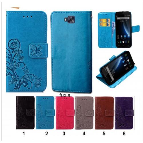 flip Cover custodia Case magnetica pelle per Asus Zenfone 4 selfie PRO ZD552KL