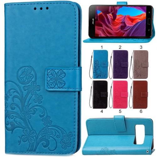 flip Cover custodia Case magnetica slot card pelle per Asus Zenfone AR ZS571KL