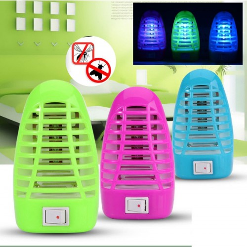 lampade elettrica a led anti zanzare portatile da campeggio pesca tenda lanterna