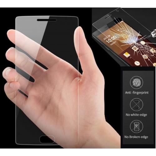 pellicola protezione display in vetro temperato HD per oneplus 1 2 3 3T 5 5T 6 X